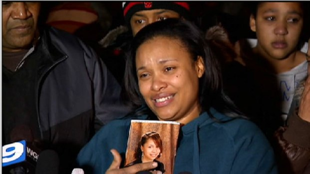 [CHI] Pregnant Teen's Family Reacts to Christmas Day Shooting