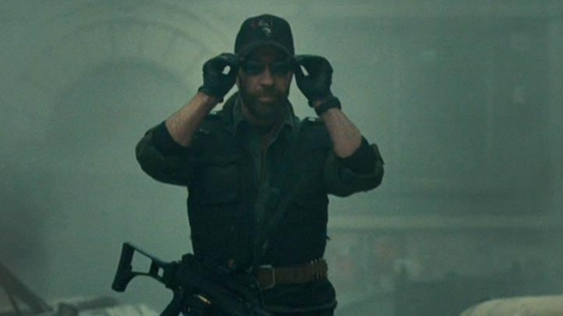 """[NY] """"The Expendables 2"""" Trailer"""