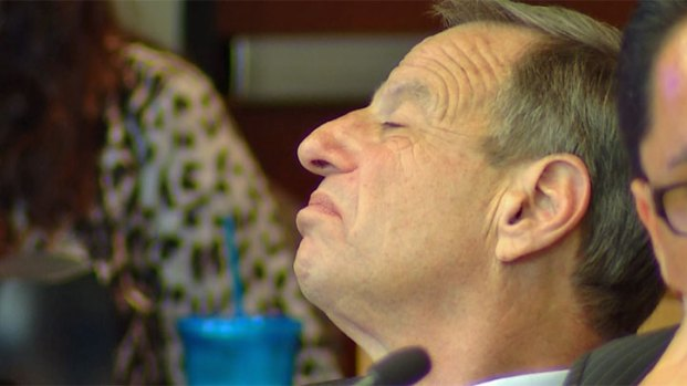 [DGO] Mayor Filner Snoozes in SANDAG Meeting