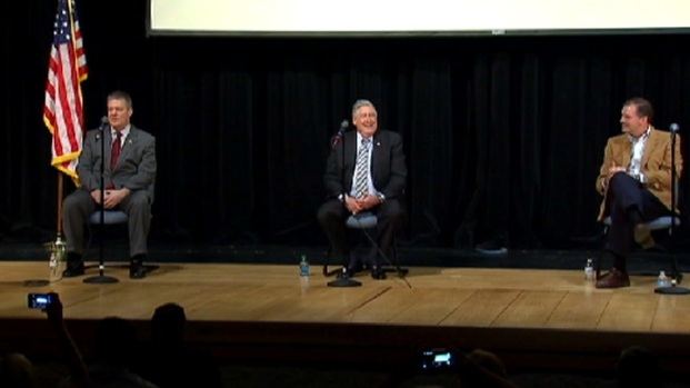 [CHI] GOP Gubernatorial Candidates Square Off in First Forum