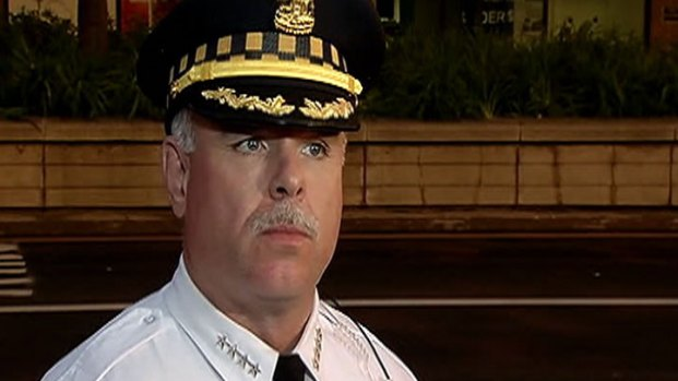 [CHI] Emotional McCarthy Commends His Officers