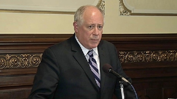 [CHI] Gov. Pat Quinn Reacts to Pension Bill Approval