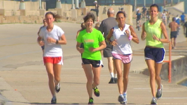 [CHI] Marathon Training Tips: Group Training
