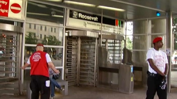 [CHI] Guardian Angels Patrol Orange Line After Armed Robberies