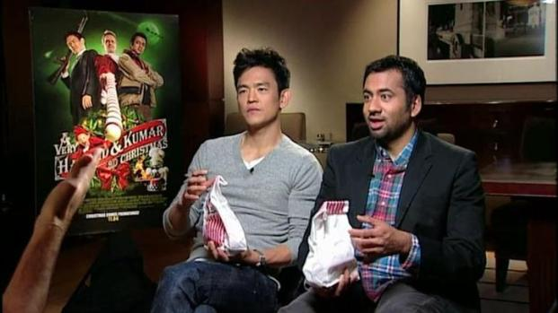 [CHI] Harold and Kumar Try Portillos