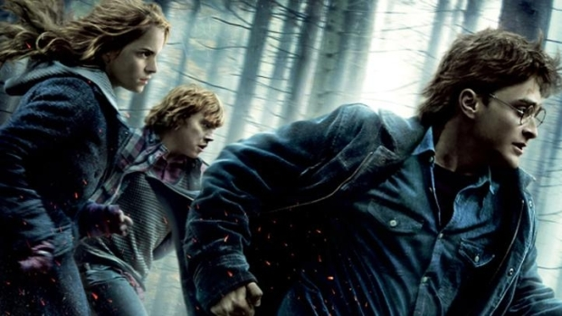 "[FREEL] ""Harry Potter"" Cast Talks ""Deathly Hallows"" DVD"