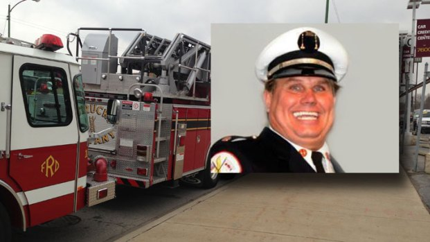 [CHI] Chicago Mourns Fallen Firefighter