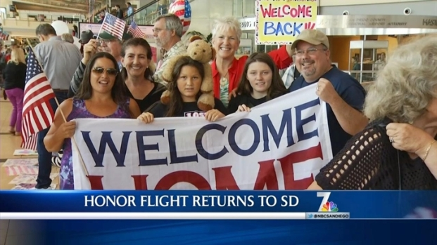 [DGO] A Hero's Welcome for Returning Vets