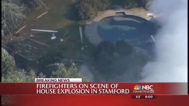 [HAR] House Explosion in Stamford
