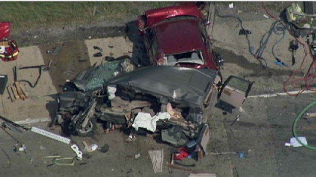 [CHI] I-55 Crash Scene Notorious For Accidents