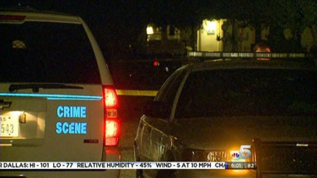 [DFW] Police: Irving Officer Shot by Wife
