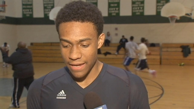 [CHI] Jabari Parker on Groce, Recruitment