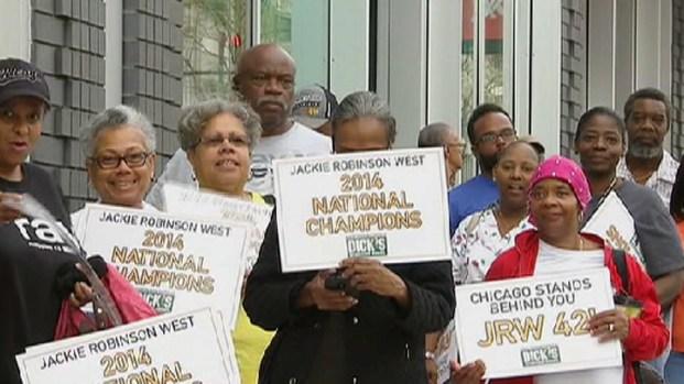 [CHI] Chicago Preps for JRW Parade