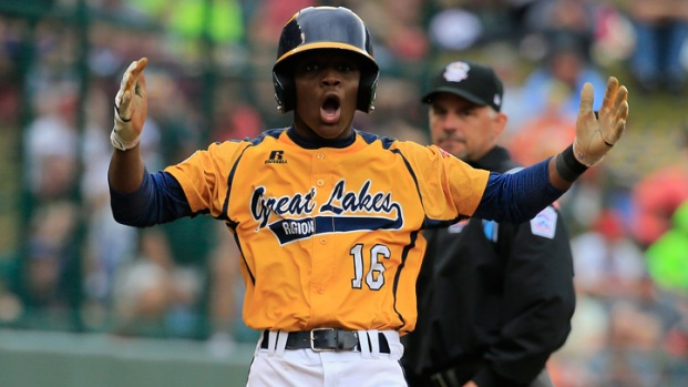 Jackie Robinson West's Championship Run