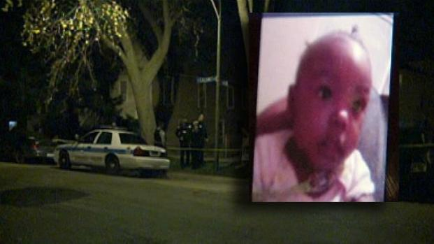 [CHI] Mother, Infant Shot While Asleep at Home