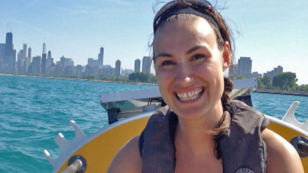 [CHI] Woman Rowing Around Lake Michigan Attacked