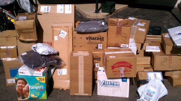 Photos: Items From Liu's Apartment