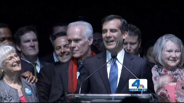 [LA] Greuel Asks Supporters to Rally Around Mayor-Elect Garcetti