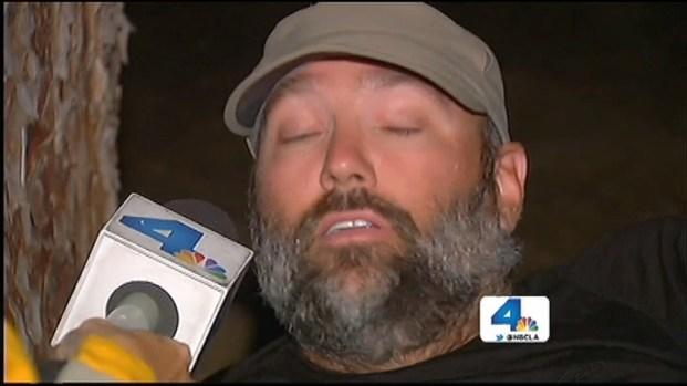 [LA] Evacuations Lifted Near 1,000-Acre Powerhouse Fire