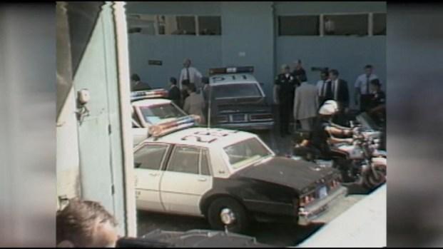 [LA] Archive Video From August 1985: Arrest in LA Serial Killings