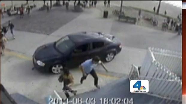 [LA] Hit-and-Run Driver Plows into Crowd by Venice Boardwalk, Killing 1