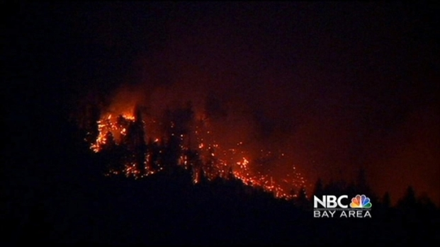 [BAY] Rim Fire Prompts State of Emergency for San Francisco