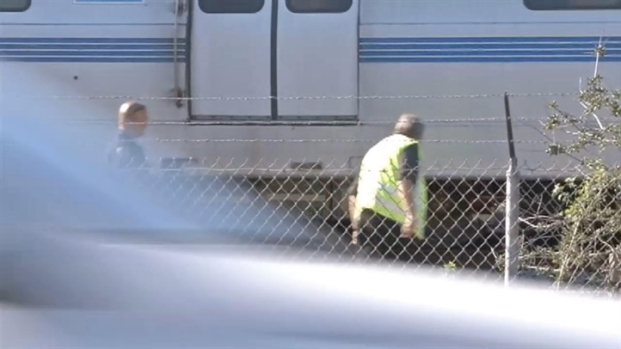 [BAY] RAW VIDEO: BART Train Kills Two Maintenance Workers