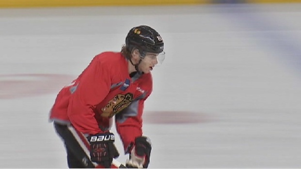 [CHI] Kane Skates, Speaks About Recovery