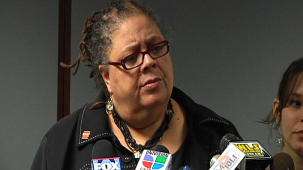 [CHI] Karen Lewis Defiant in Press Conference