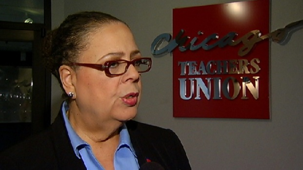 Karen Lewis Still Mum on Mayoral Run