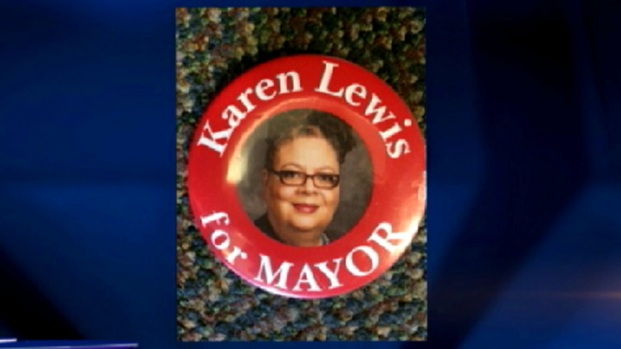"Karen Lewis ""Seriously Considering"" Run for Mayor"