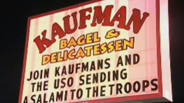 [CHI] Fire Damages Kaufman Bagel in Skokie