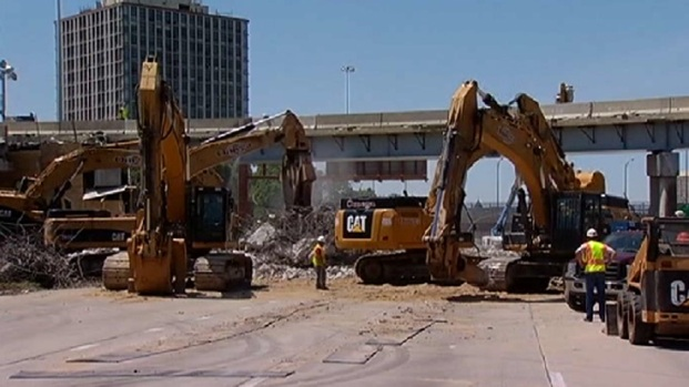 [CHI] Second Phase of Kennedy Closures Begins