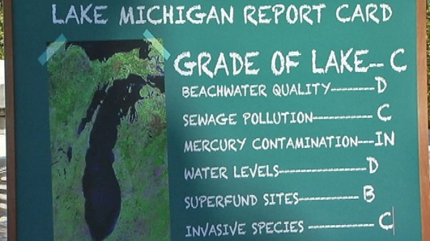 [CHI] Kirk Explains His Great Lakes Report Card