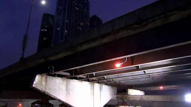 Lake Shore Drive Damage Hoped to Be Fixed by Tuesday