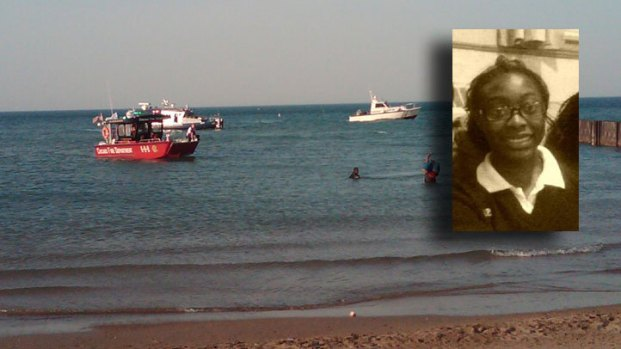 [CHI] Teen Swept Out into Lake Michigan