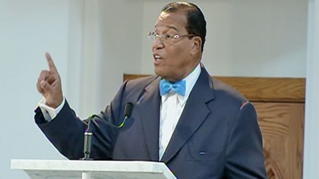[CHI] Farrakhan Defends Gadhafi, Says Quake Coming to America
