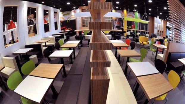 High Quality Worldu0027s Largest McDonaldu0027s Debuts In London