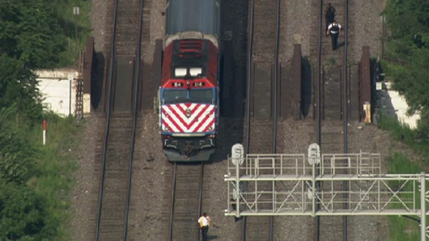 [CHI] Sky 5: Metra Train Strikes, Kills 2 Pedestrians