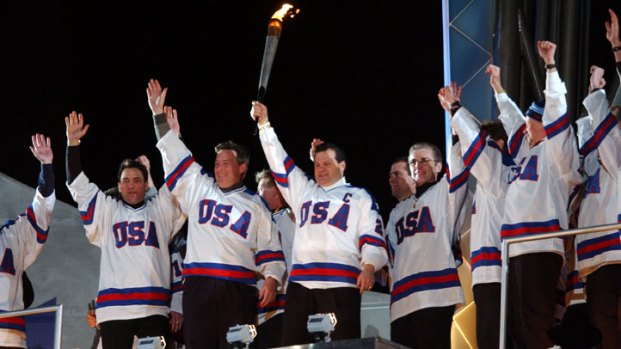 Blackhawks in the Olympics