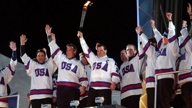 Blackhawks in the Olympics