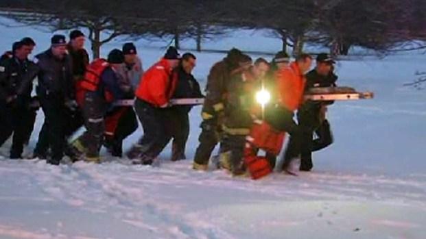 [CHI] Jogger Rescues Man, Dog From Lake Michigan