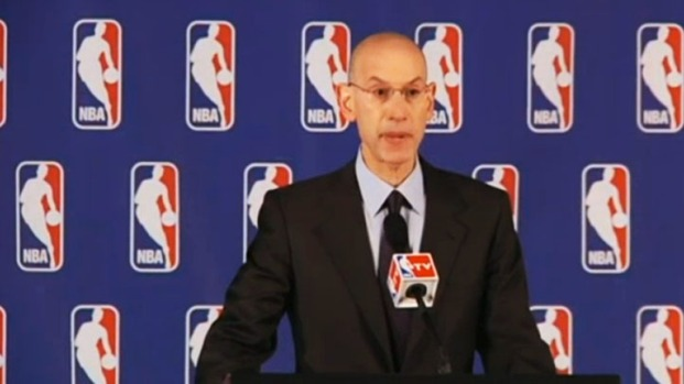 [LA] NBA Commissioner Announces Donald Sterling Ban