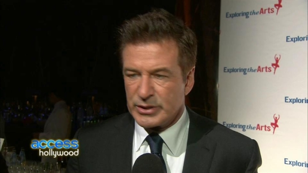 "[NATL] Alec Baldwin Thinks It's a ""Good Thing That ""30 Rock"" Is Ending"