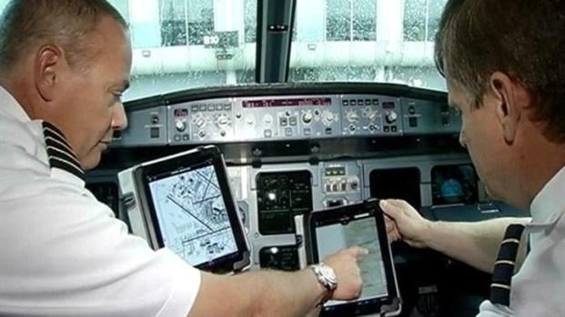 [NEWSC] Flying Via iPad