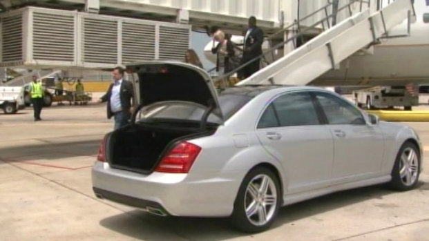 [NATL] Airlines Offers Swanky Airport Shuttle Service