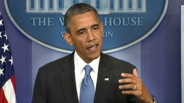 [NATL] WATCH: Obama Addresses Race, Trayvon Martin