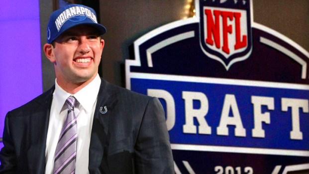 2012 NFL Draft First-Round Picks
