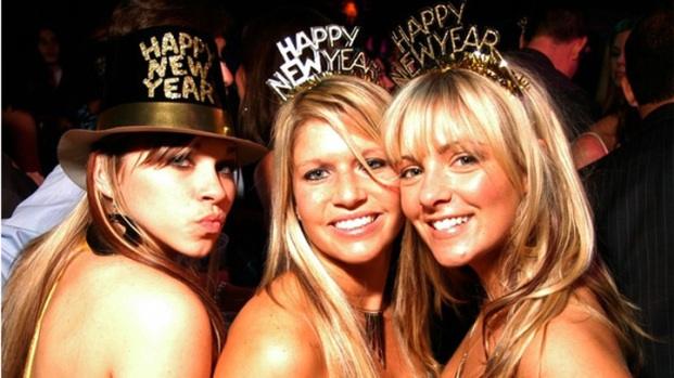 2014 New Year's Eve Party Planner