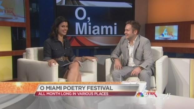 [MI] O, Miami Poetry Festival